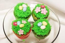 Cupcakes da páscoa - http://www.boloaniversario.com/cupcakes-da-pascoa/