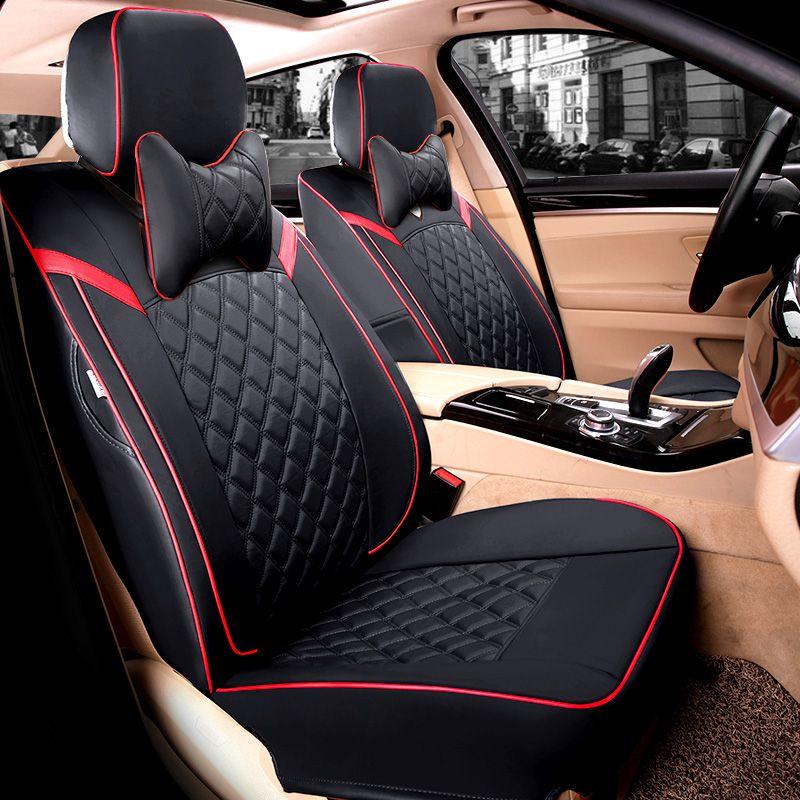 Car Seat Covers For Ferrari Gmc Savana Jaguar Smart Lamborghini Murcielago Gallardo Rolls Royce Phantom Interior