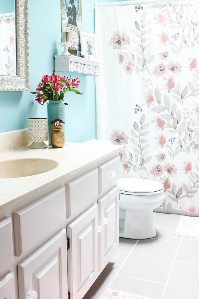 9+ Appealing Home Bathroom Re-decor Ideas in 9 | Home goods ...