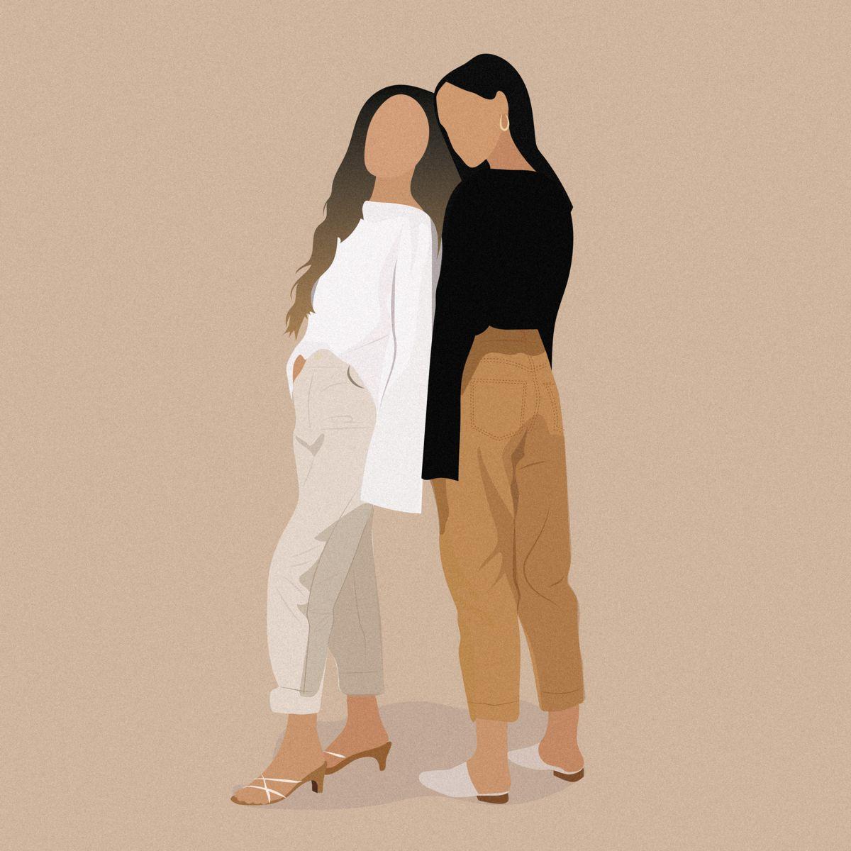 Custom illustration art