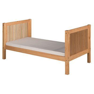 Camaflexi Panel Bed Size: Twin