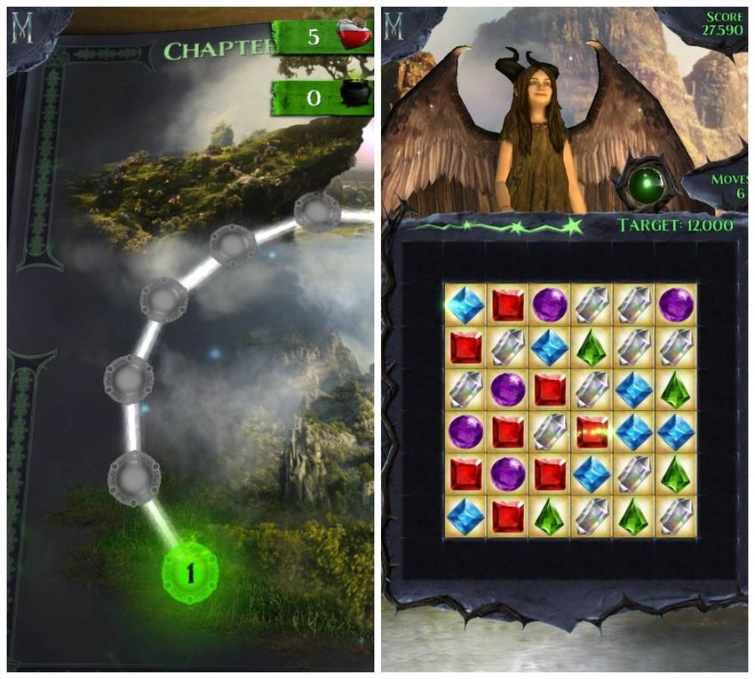 5 Can'tMiss Apps 'Maleficent Free Fall' and More