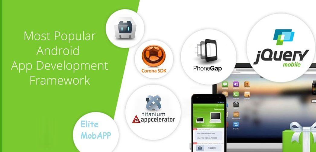 Top #Mobile #App #Development Frameworks