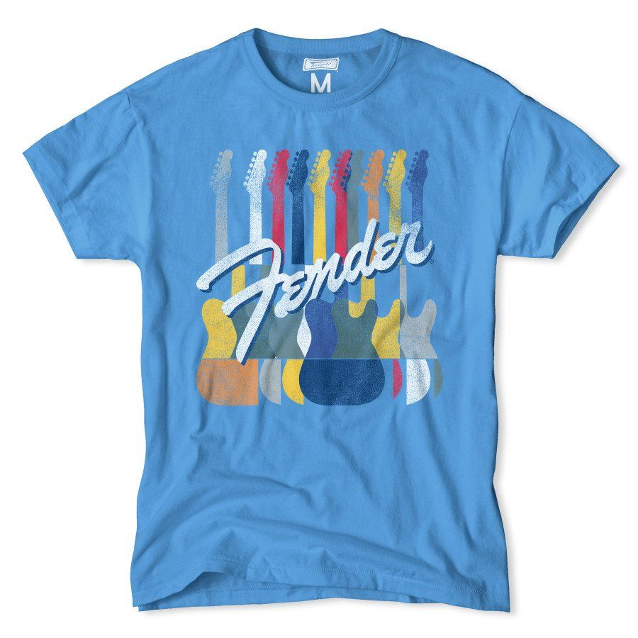 5d59c1569 Fender Guitar T-Shirt by Tailgate | Shirt Ideas | Mens clothing ...