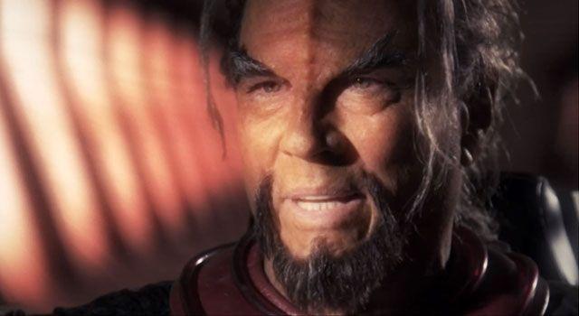 Image result for richard hatch klingon axanar