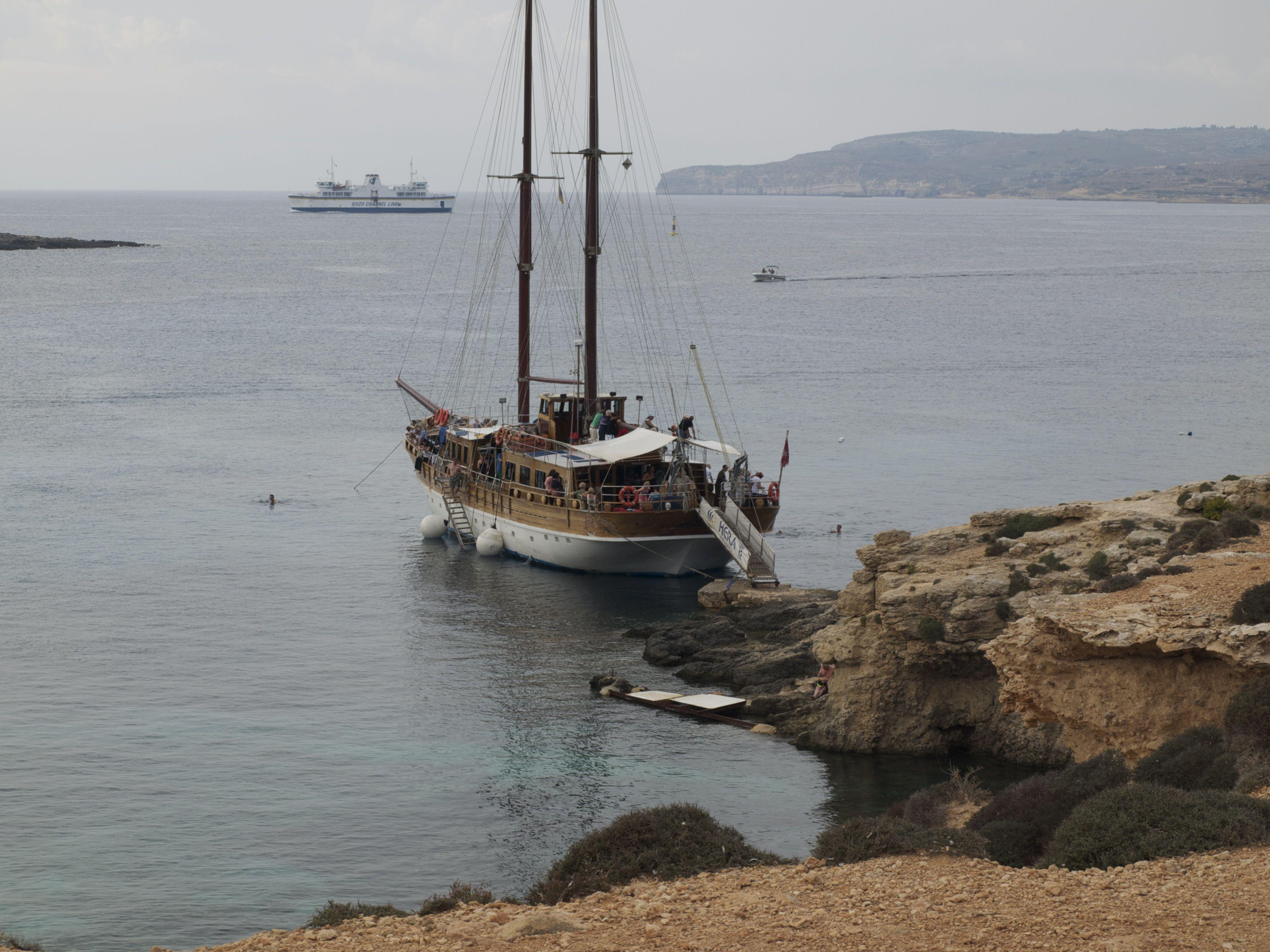 Sailing around Malta   Photo by Jessica Lipowski