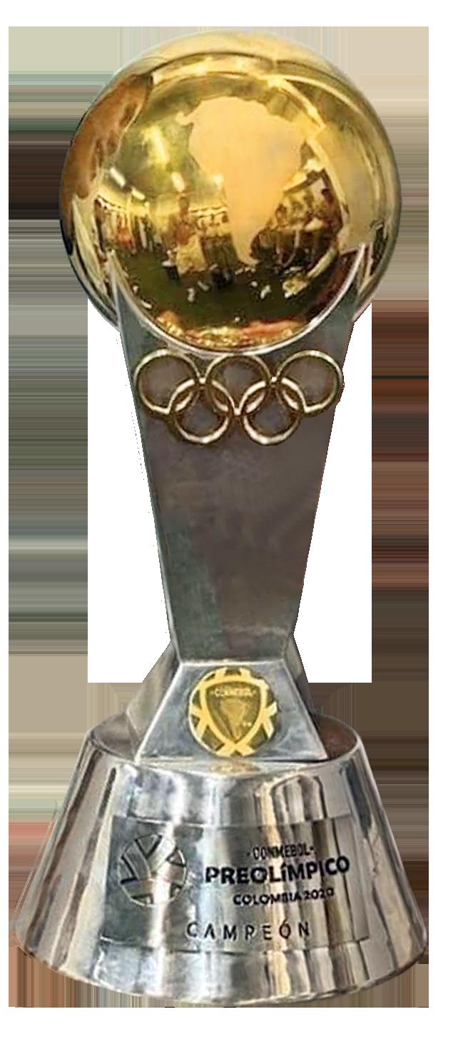 Preolímpico Sub 23 Trophy Copas De Futbol Trofeos Guantes De Fútbol