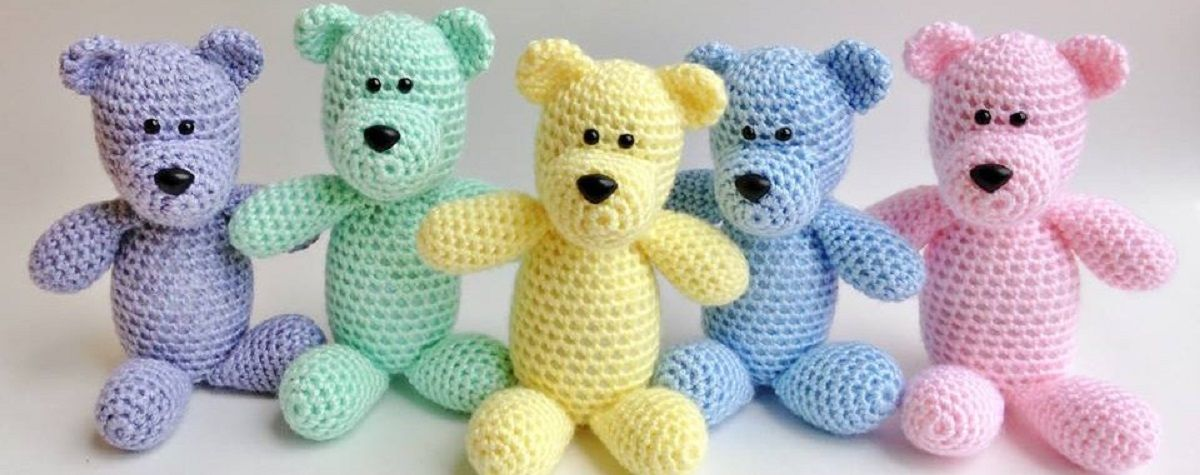 Home to crochet baby shower gifts and adorable nursery decor! www.TheSimplyHooked.Etsy.Com