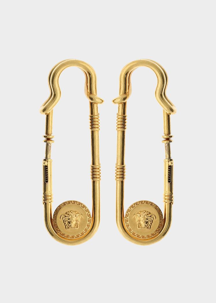 2ce0e8cff Medusa Safety Pin Earrings for Women | US Online Store in 2019 ...