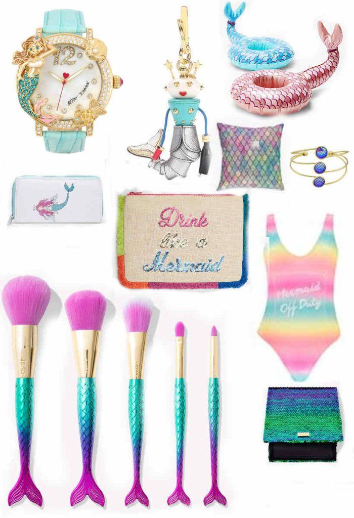 Top Gift Ideas For The Mermaid Lover Mermaid Jewelry Mermaid