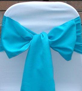 Main Color Of The Wedding Malibu Blue