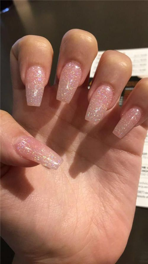 35 Awesome Light Pink Nail Designs for A Great Look - Page 34 of 35 - BEAUTY ZONE X