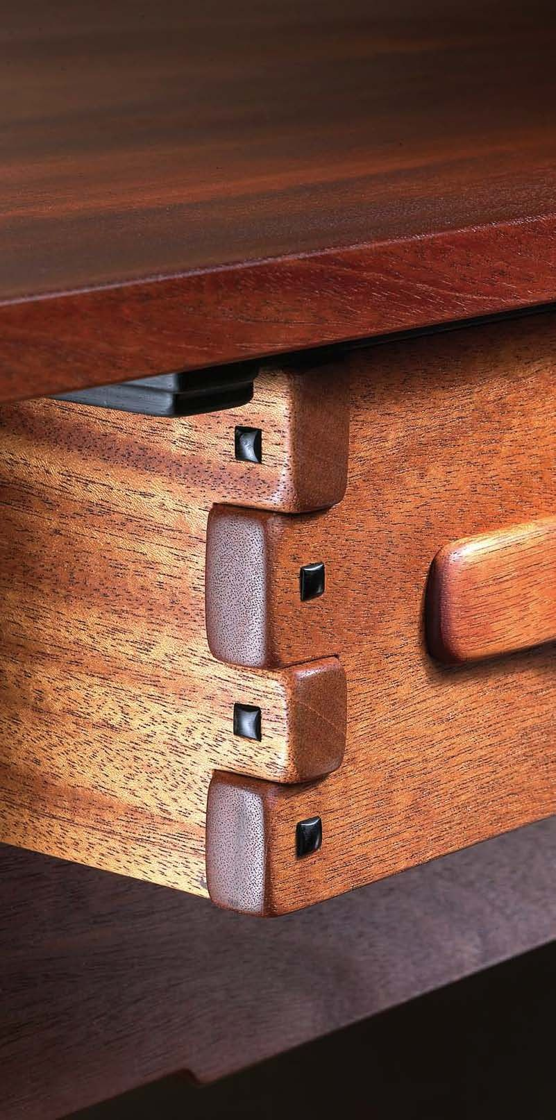 greene & greene drawers | projects | wood joinery