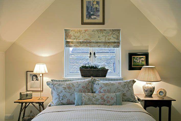 Un romanticissimo cottage inglese Arredamento cottage di