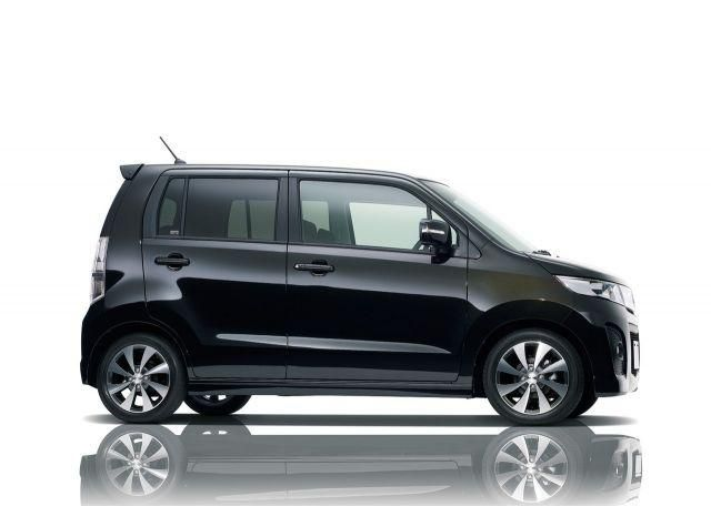Mazda Launches Redesigned Az Wagon In Japan 2009 Picture