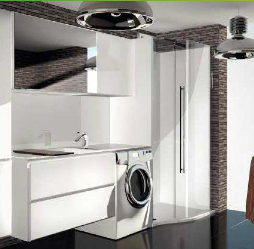arredo bagno lavanderia - Cerca con Google | bagno | Pinterest