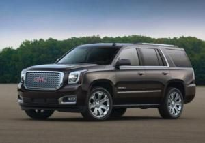 2015 Gmc Yukon Gets A Head Start On The New Year With Better Fuel