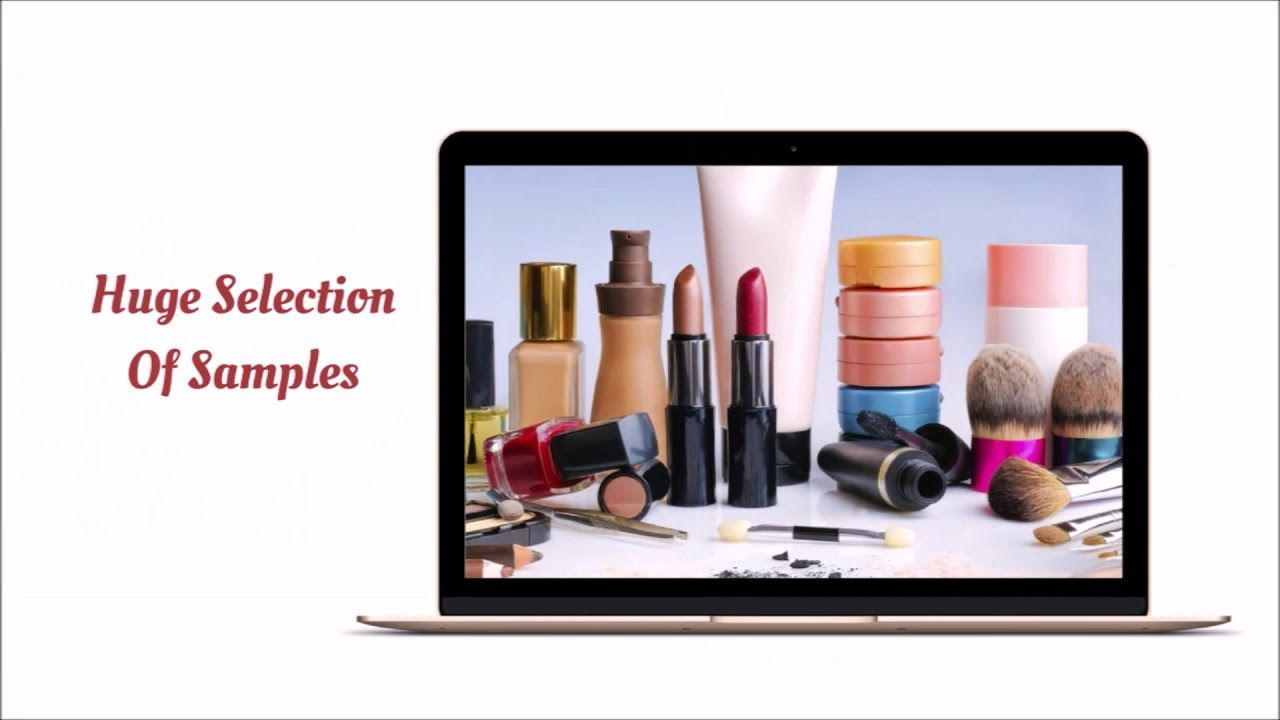 Free makeup samples just pay shipping #makeup #makeuptest.