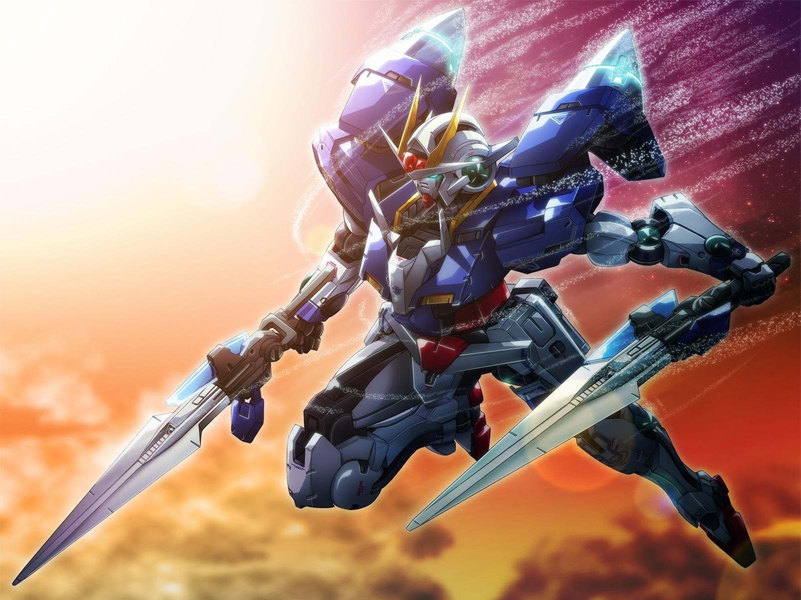 00 Gundam / Mobile Suit Gundam 00