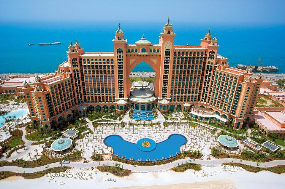 Hotel Atlantis Dubai Is A Five Stars It One Of The Most Famous Hotels All Over World And Best That You Can See In