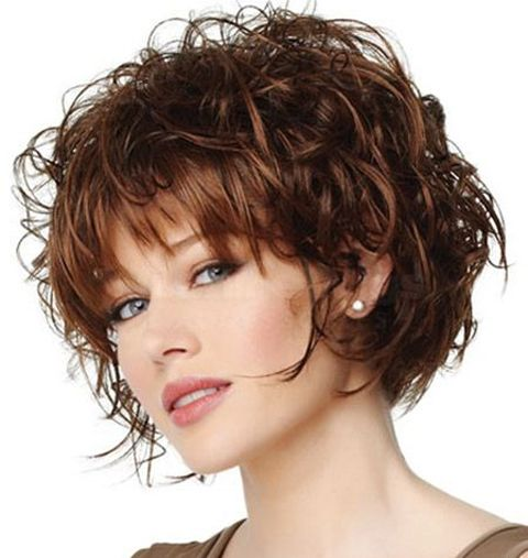 Short Hairstyles 2015 Elegant And Stylish Short Haircuts Hair Styles Haircut For Thick Hair Short Curly Haircuts