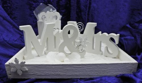 Geldgeschenk Winterhochzeit Hochzeitsgeschenk Geschenk Hochzeit In