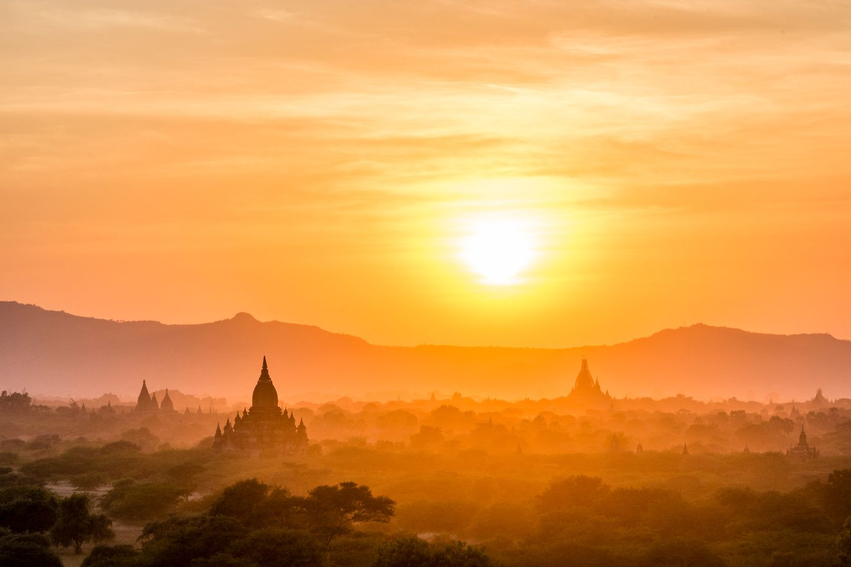 Photography in Myanmar