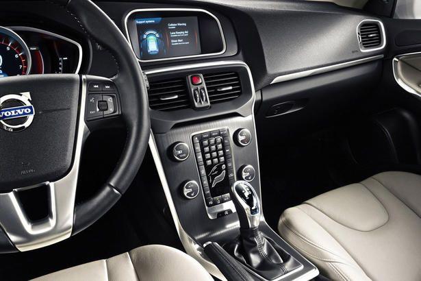 2013 Volvo V40 Interior Topismag Net Volvo V40 Volvo Connected Car