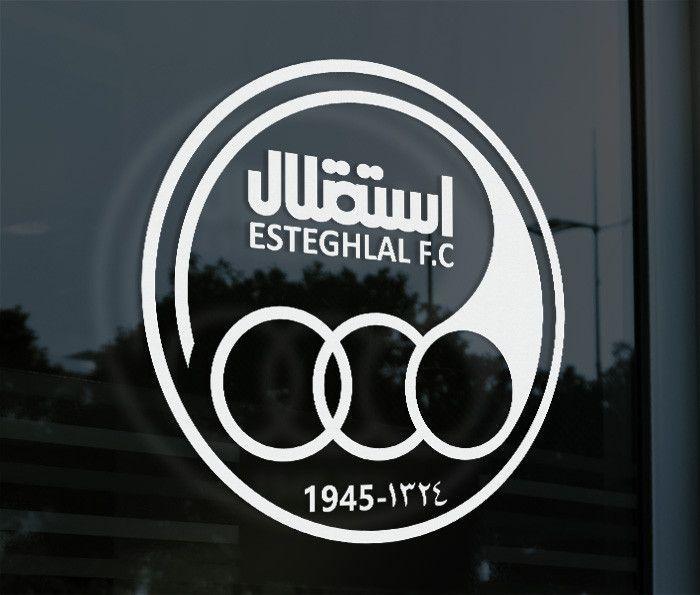 Esteghlal Tehran Iran Decal Sticker