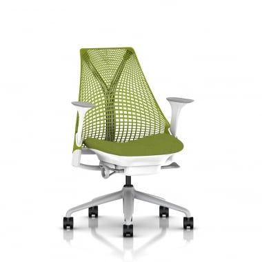 Hervorragend Herman Miller Sayl Chair Green Apple   Precision