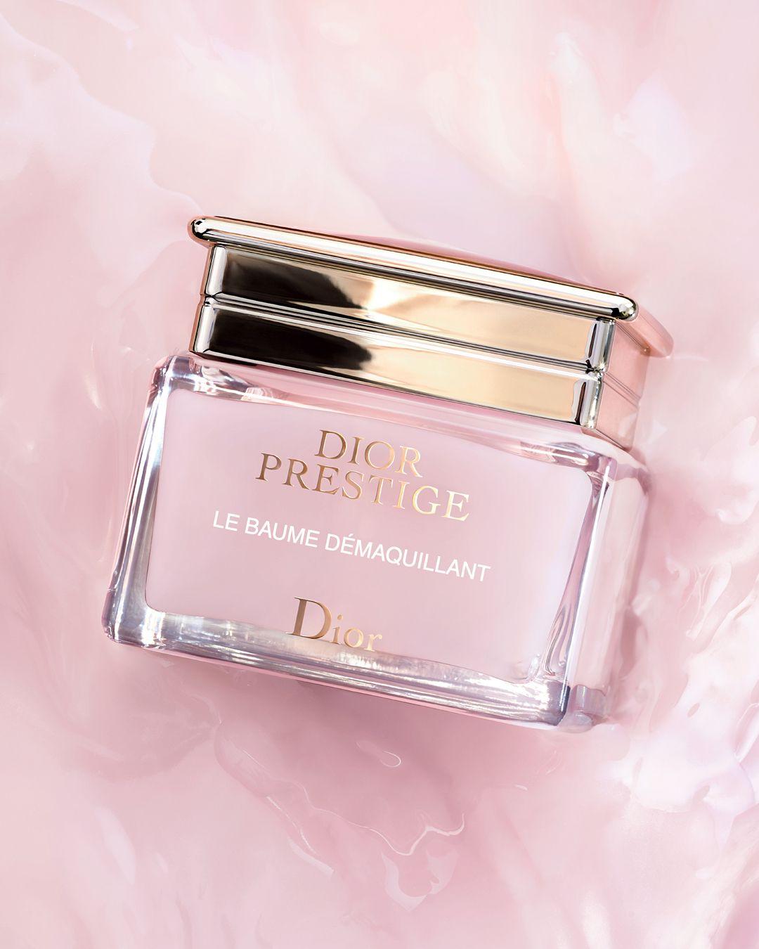 Dior Prestige Le Baume Démaquillant La Mousse Micellaire Le Sucre De Gommage Dive Into The Most Exquisite Cleansing Démaquillant Produits De Beauté Dior
