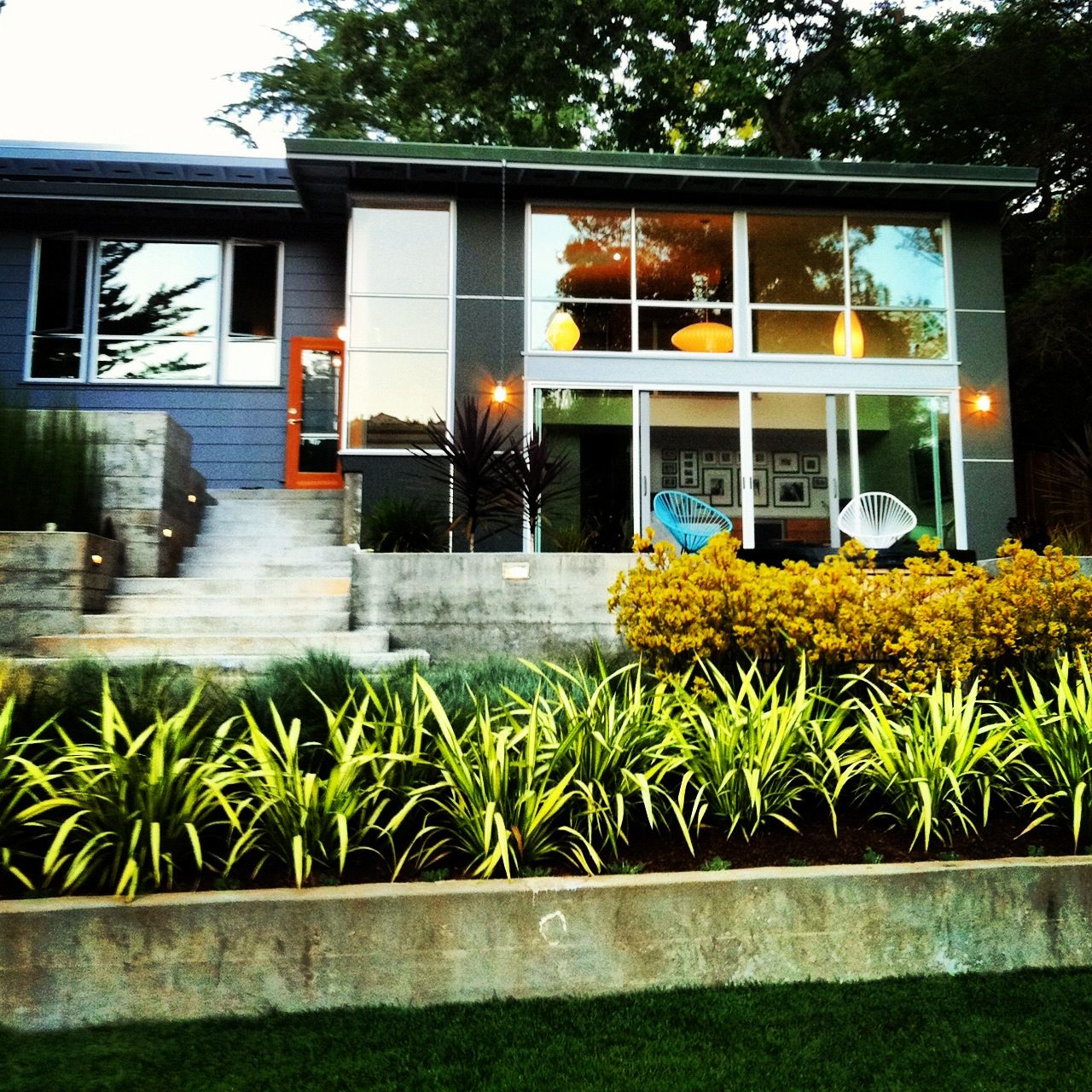 Landscaping Ideas For Sloped Front Yard