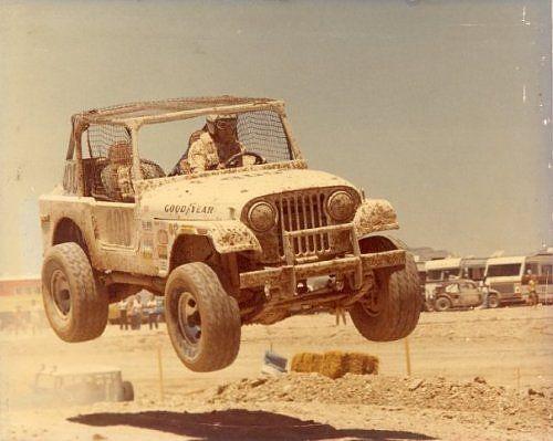 Vintage Jeep Desert Race Photos Vintage Jeep Jeep Cj Jeep