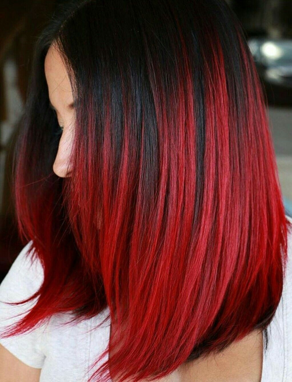 Pin by Allana K Wynn on Play With Your Hair  Bright red hair