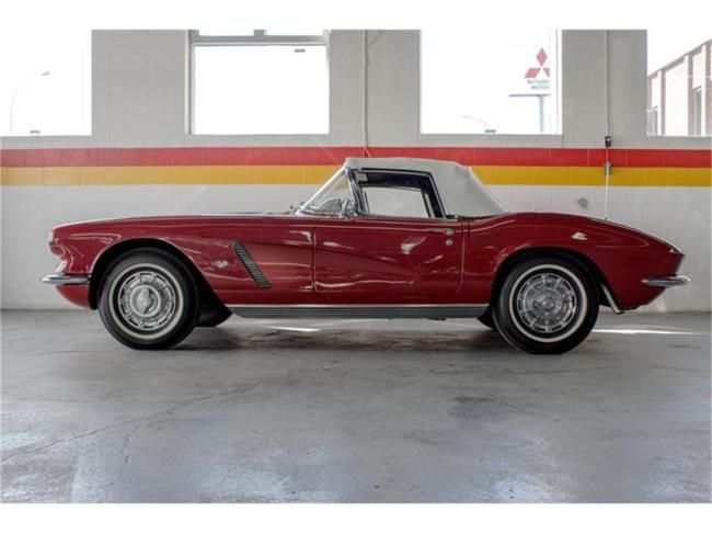 1962 Chevrolet Corvette In Montreal Quebec Corvette Chevrolet