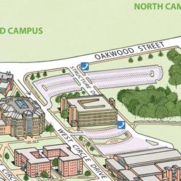 Illustrated map toggle using Google Map API | Google Campus ...