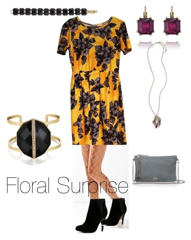 """Floral Surprise"" by misspenelopi on Polyvore featuring Chloe + Isabel, Urban Outfitters and ALDO"