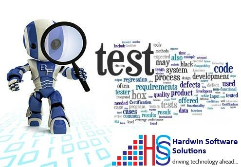 #APPLICATION #TESTING You can simply outsource your testing needs to us, Hardwin's flexible Quality Assurance and Testing Services provide the most quick and reliable process that reduces your time and effort to focus on quality instead you can concentrate on getting your product earlier to market and exceed customers expectations. http://www.hardwinsoftware.com/applicationtest.php