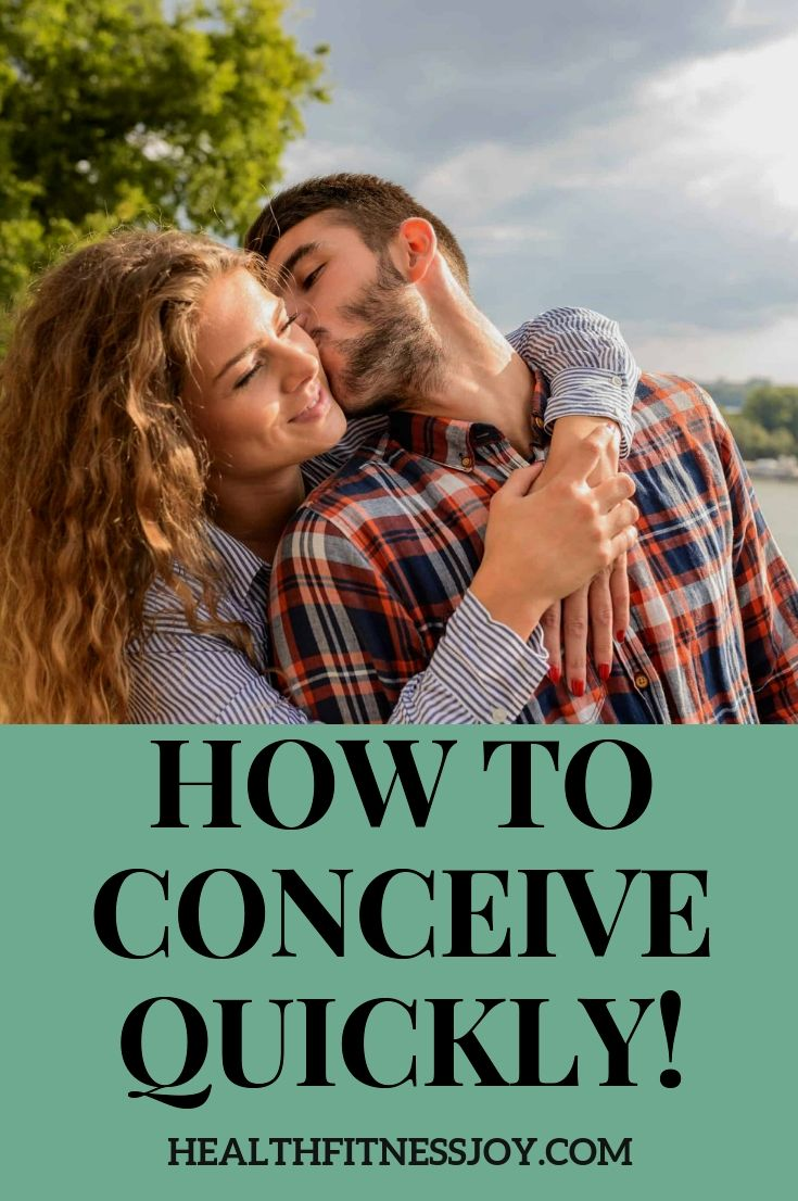 How to conceive quickly how to conceive how to concieve