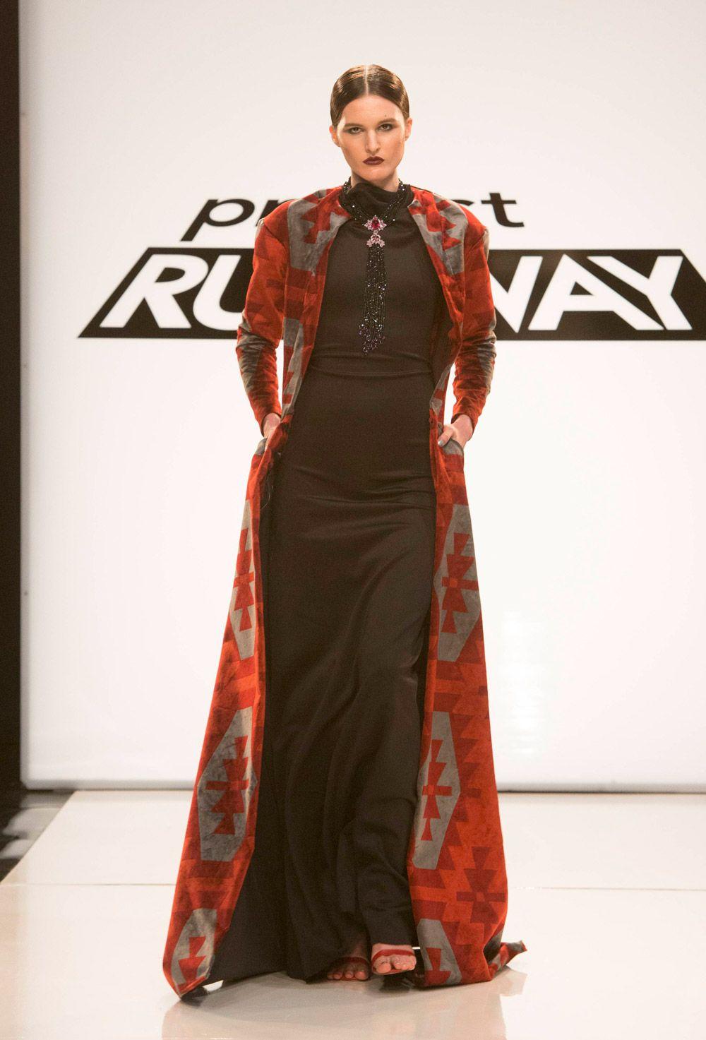 Project runway season korina emmerich episode look project