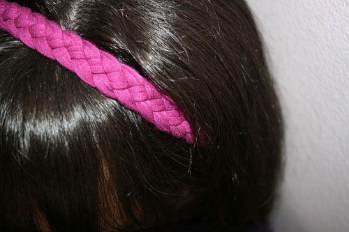 Lilla Indigo: DIY: trakice za kosu