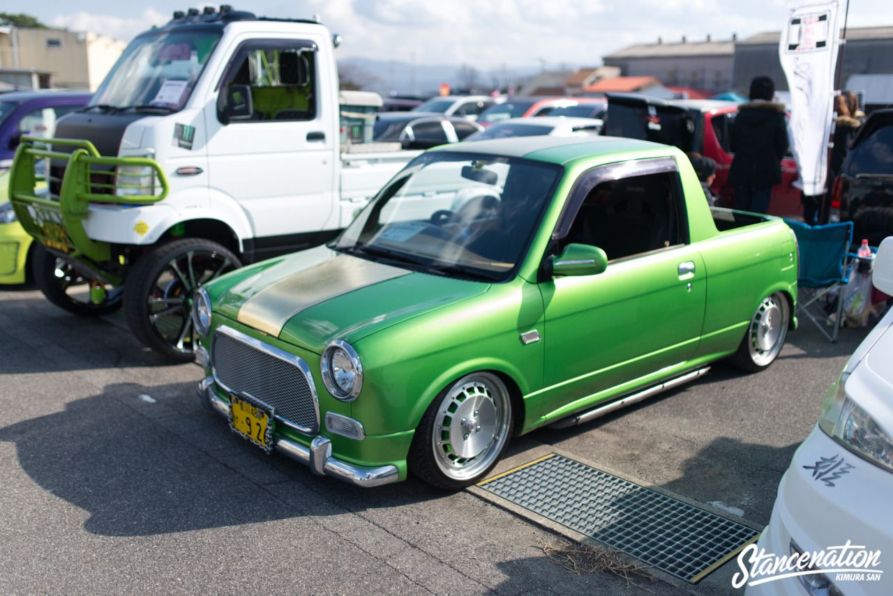 Daihatsu Mira Mint Daihatsu Kei Car K Car