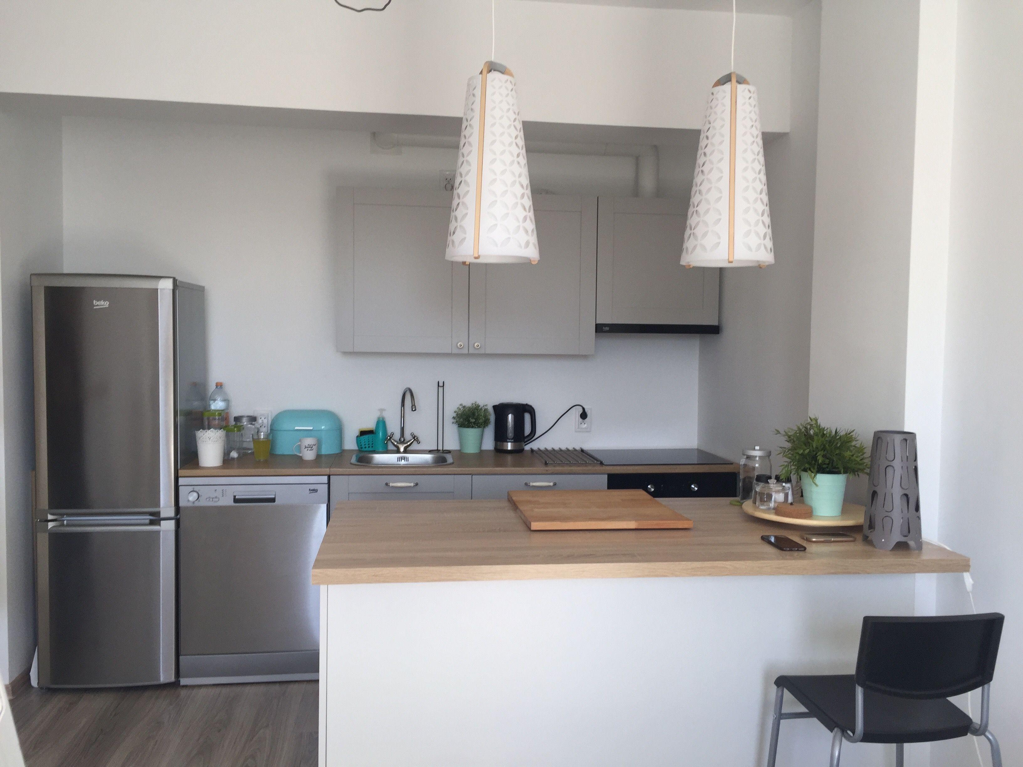 Knoxhult IKEA grey kitchen   Кухня ikea, Серые кухни