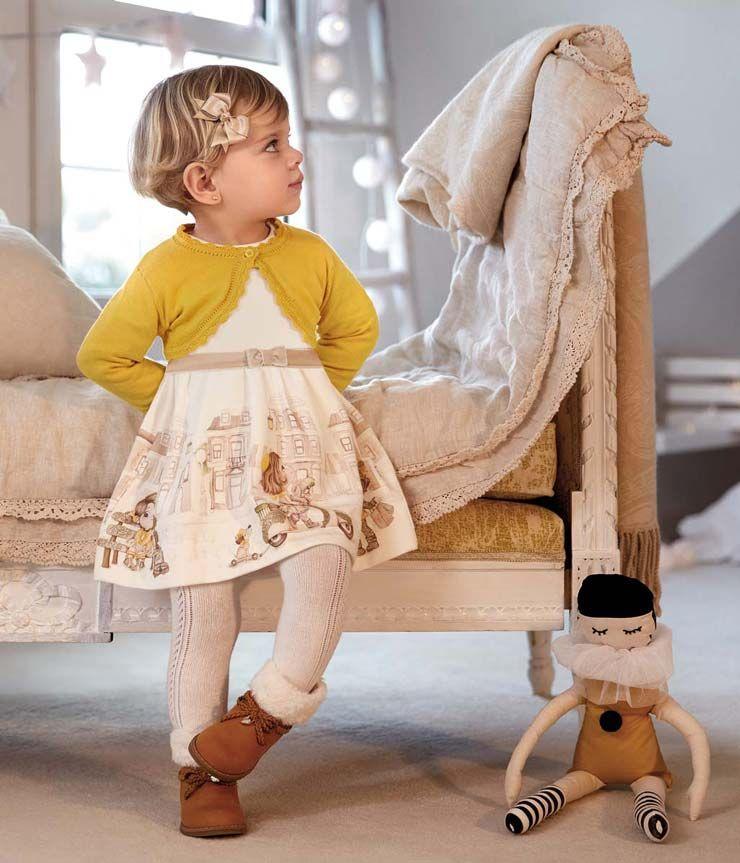 Baby Girls Mayoral Ropa Para Ninas Ropa Elegante Para Ninos Ropa Bebe Nina
