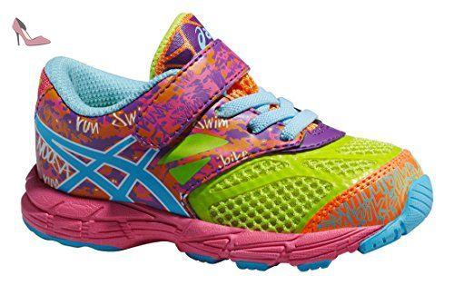 Gel-Kayano Trainer Evo GS, Chaussures de Running Mixte Enfant, Noir (Black/Black 9090), 40 EUAsics