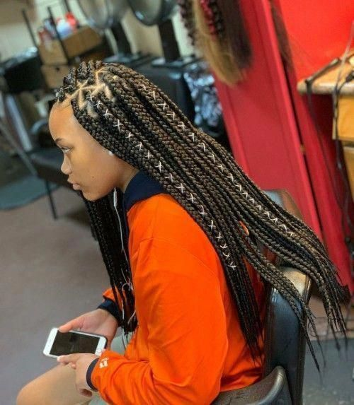 40 Fashionable Box Braids Hairstyles for Black Women | New Natural Hairstyles #boxbraidsupdo #boxbraidshairstyles #bunshairstylesforblackwomen 40 Fashionable Box Braids Hairstyles for Black Women | New Natural Hairstyles #boxbraidsupdo #boxbraidshairstyles #bunshairstylesforblackwomen