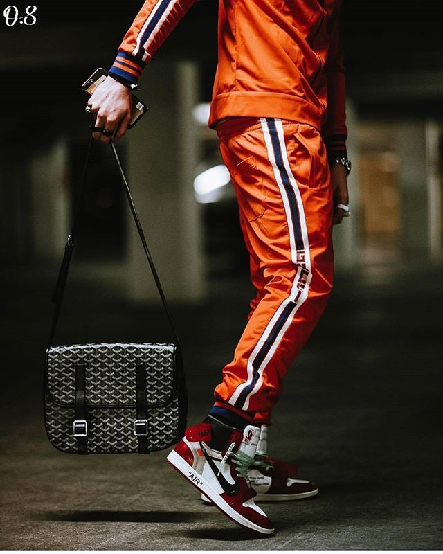 e9a88d95799ee Instagram media by outfitsociety - Via  cultureandvibes  Is Gucci HOT or  NOT   halfofnothing  OutfitSociety. GoYard Bag Gucci Outfit and Nike Air  Jordan I x ...