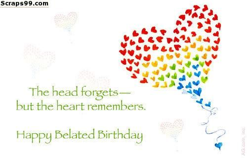Ongekend belated happy birthday wishes for facebook, wishes for whatsapp SE-21