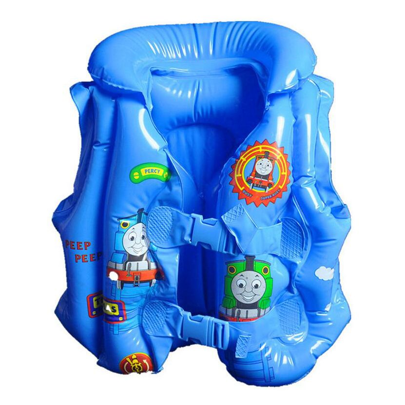 2 5 Anos Nino Nadar Chaleco Nino Chaleco Salvavidas Inflable Para Bebe Pesca Chaleco Flotador De Natacion Swimming Pool Accessories Baby Fish Pool Accessories