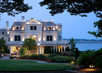 Breathtaking Clifftop Hotels The Chanler Newport Ri 201709 Ss Cliff